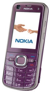 Illustration for article titled Nokia 6220 Classic Takes 5 Megapixel Geotagged Photos, Includes Widgets