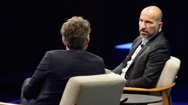 Just In Time For Its Big IPO, Uber Loses $1 Billion