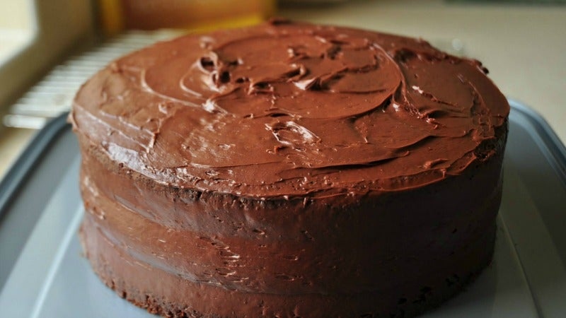 Freeze Your Cake Before Decorating for Prettier Smoother Frosting