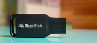 Illustration for article titled Matchstick, un rival de Chromecast asequible y basado en Firefox OS