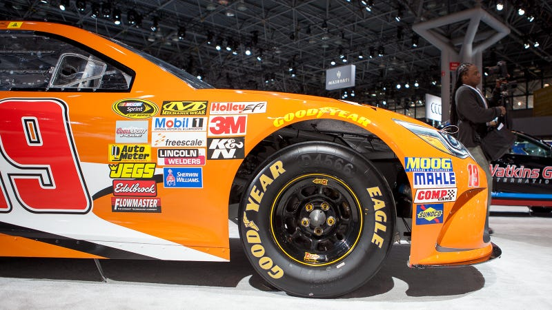 The Race Cars And Track Toys Of The New York International Auto Show