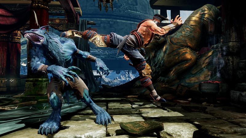 Fighting Games Xbox 1 : Killer instinct on xbox one is free for your first character