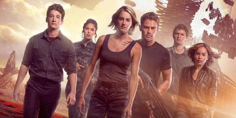 Illustration for article titled Divergent Star Shailene Woodley Not Interested in Continuing the Franchise on TV
