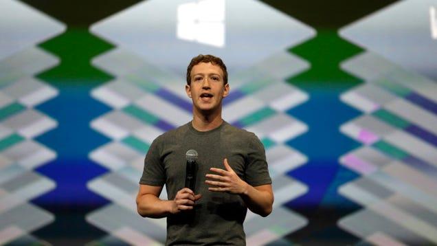 Mark Zuckerberg Votes To Keep Peter Thiel On Facebook Board