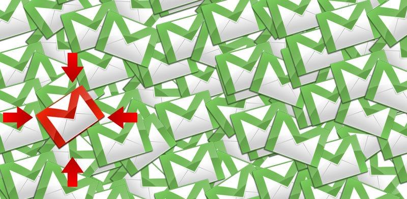 Illustration for article titled Se filtran 5 millones de contraseñas asociadas a Gmail (actualizado)