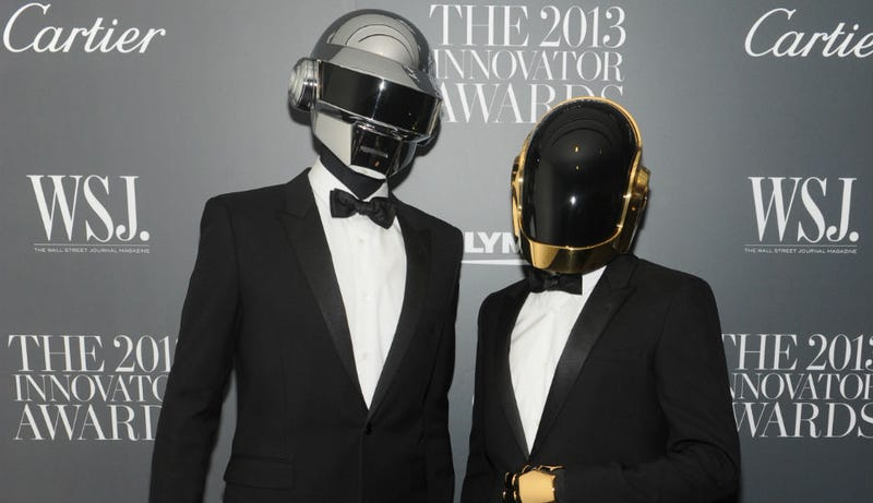 """Illustration for article titled Supercut Of Daft Punk's """"Get Lucky"""" Proves Which Song Really Won 2013"""