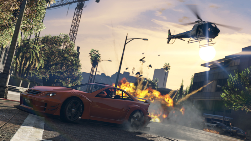 GTA Online's Fast-Paced Dispatch Missions Are A Great Addition