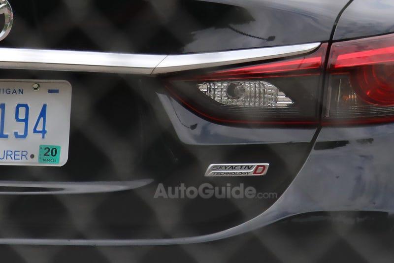 Illustration for article titled Mazda 6... Diesel?