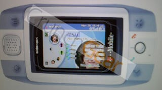 Illustration for article titled Leaked: T-Mobile Sidekick ID, the Nerfed SK3