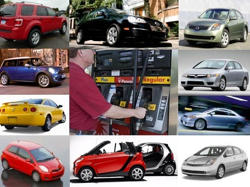 new epa fuel economy guide reveals ten most fuel efficient vehicles rh jalopnik com 2009 fuel economy guide canada Car Fuel Economy Not Updating