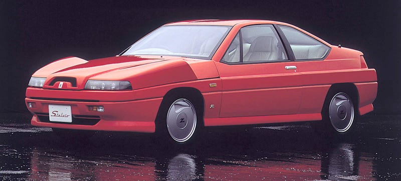 Illustration for article titled I Had No Idea This Bizarre Nissan Existed Until This Week And Now I Need One