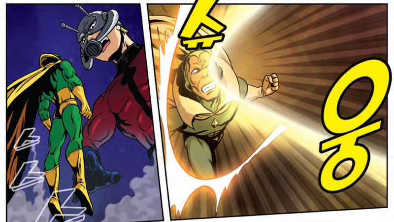 Illustration for article titled These Amazing Korean AvengersComics Are Finally Coming to the US