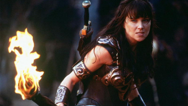 The Xena: Warrior Princess Reboot Dead at NBC