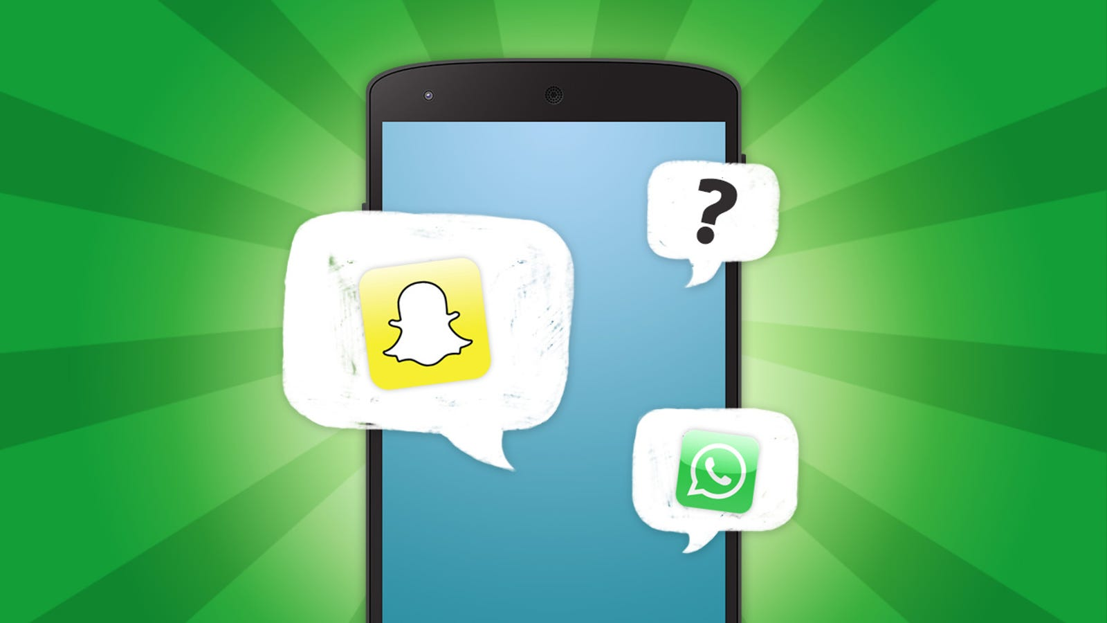 288492a67f32 What's the Deal with All These Messaging Apps?