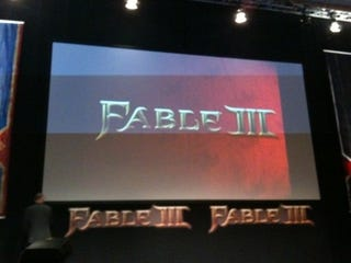 Illustration for article titled Microsoft To Announce Fable III
