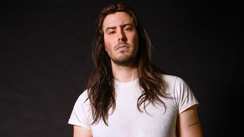 """Illustration for article titled Andrew W.K. premieres not one, but two new videos for """"It's Time To Party"""""""