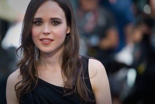 Illustration for article titled Ellen Page: Elegant In The Spotlight