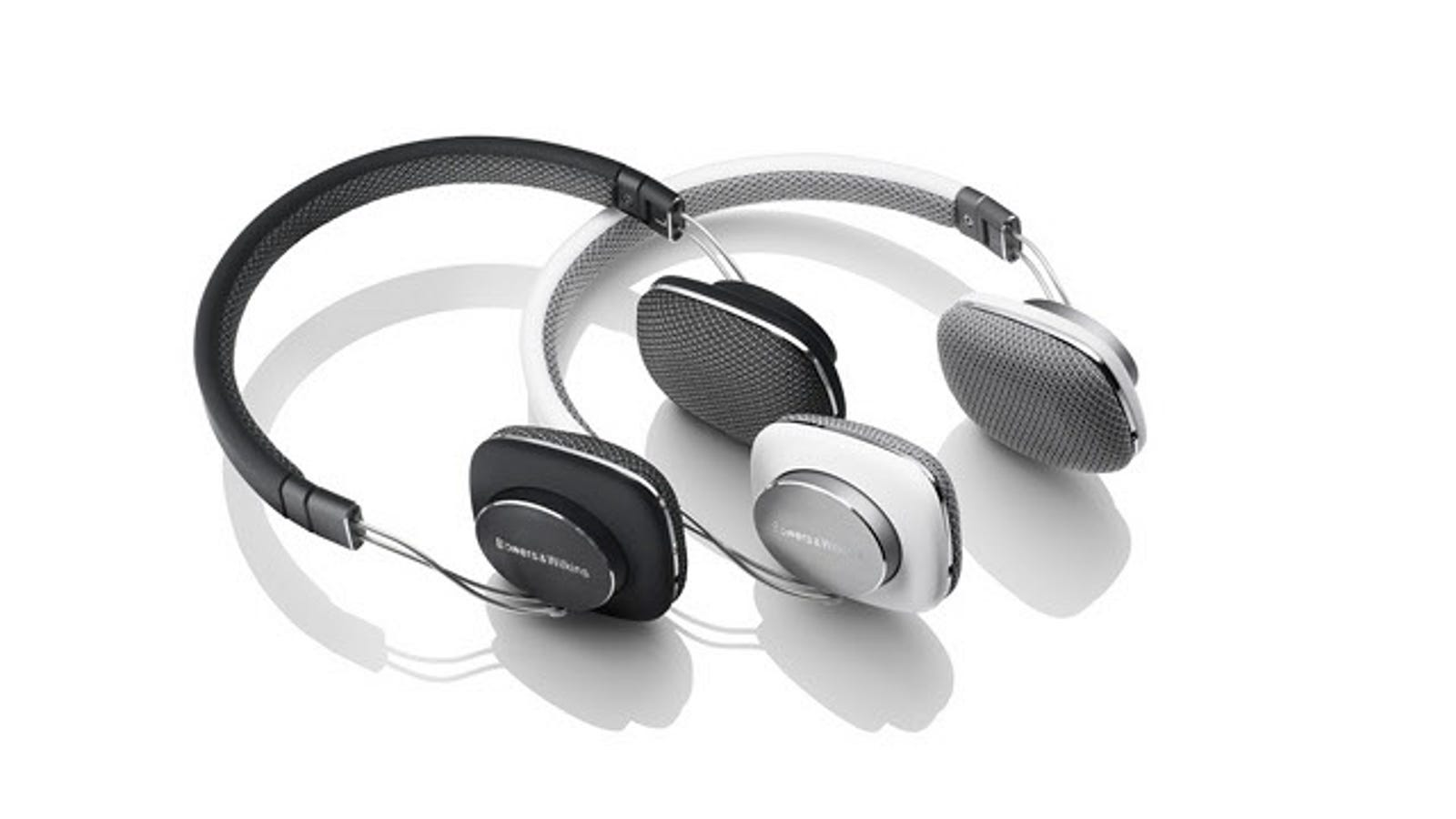 earbuds olive green - Bowers and Wilkins P3 Headphones: Beautiful Design and Beautiful Sound Now Cost Less