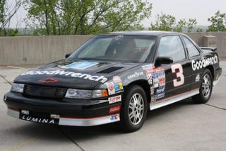 Dale Earnhardt Won His 6th Winston Cup Championship In 1993 And To Acknowledge That Feat Newton Nc Based Chevy Dealership Produced 25 Custom Lumina