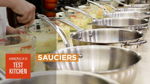 America S Test Kitchen Saucier
