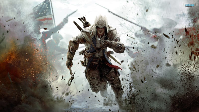 Illustration for article titled You Can Get Assassin's Creed III For Free On PC This Month