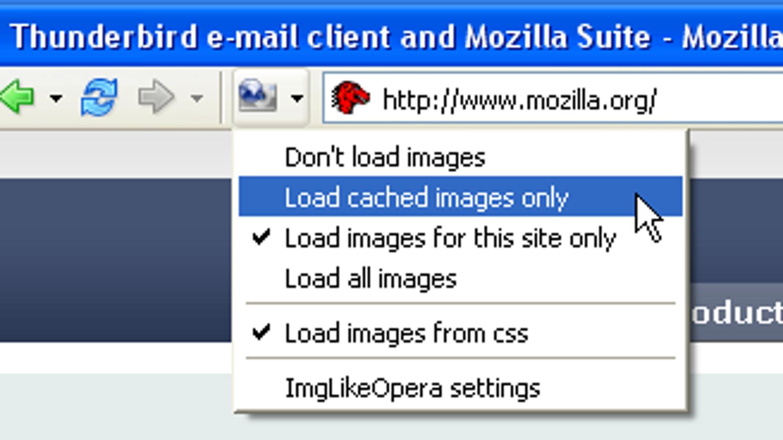 Download of the Day: ImgLikeOpera (Firefox)
