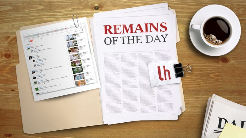 Illustration for article titled Remains of the Day: YouTube Adds New Tools for Better Comment Moderation