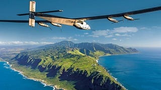 This Solar-Powered Plane Just Set A New Flight Record