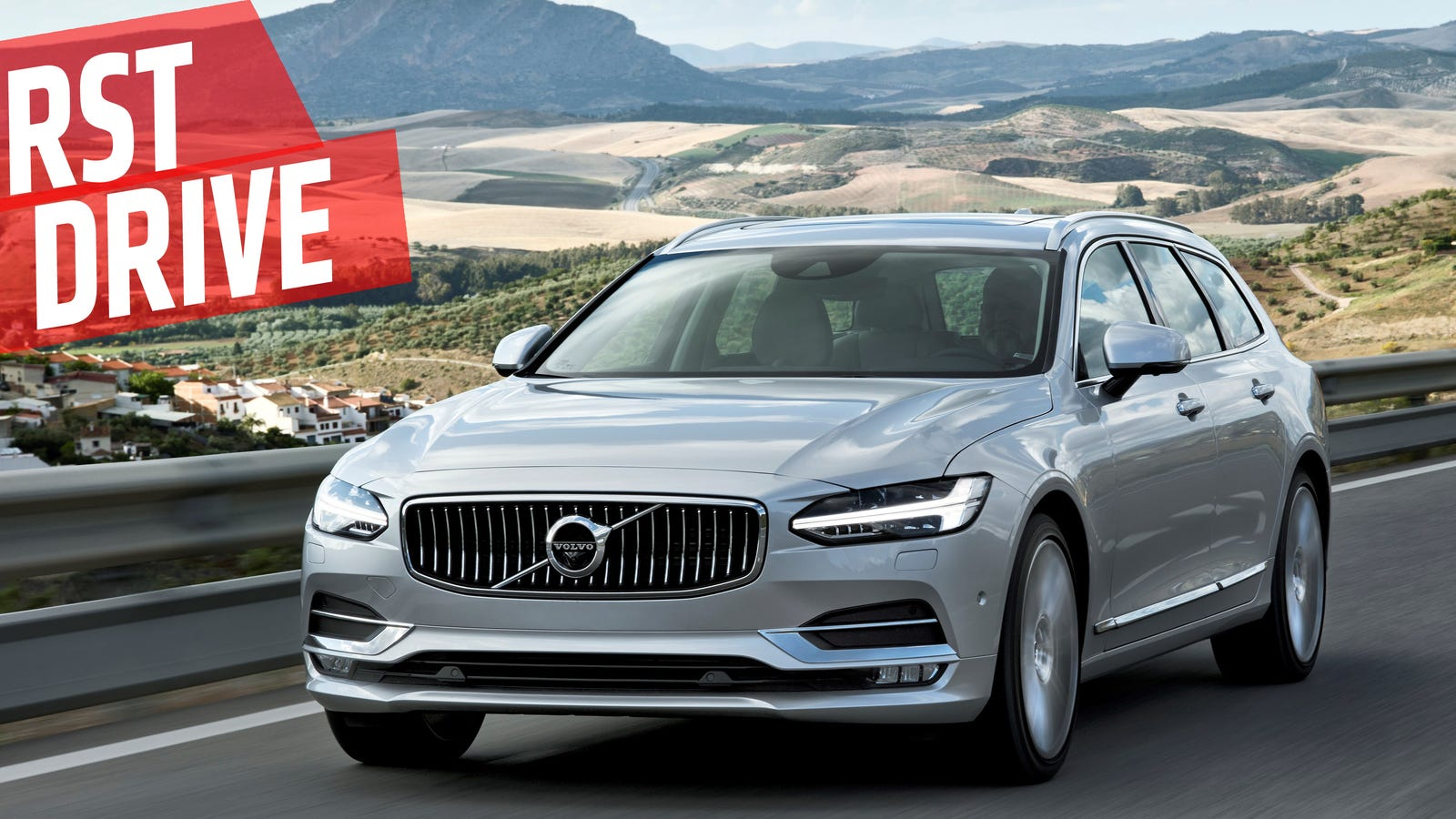 The 2017 Volvo S90 And V90 Are Why You Should Buy Swedish