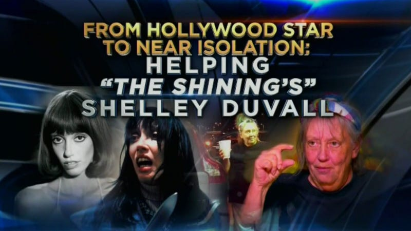 Illustration for article titled Dr. Phil's Show on Shelley Duvall Was Worse Than Predicted