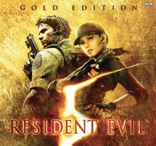 Illustration for article titled Two More Characters For Resident Evil 5: Gold Edition