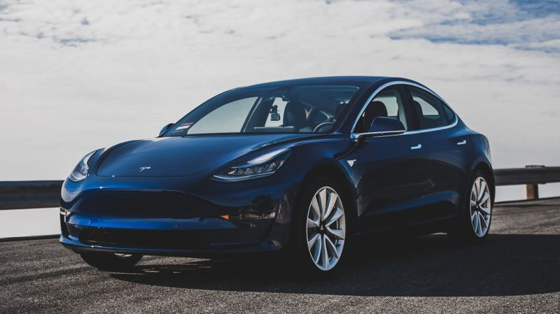 Ilration For Article Led The 35 000 Tesla Model 3 Is Here At Last