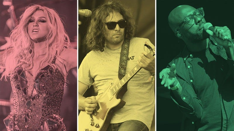 Kesha, The War On Drugs, and more music to expect in August