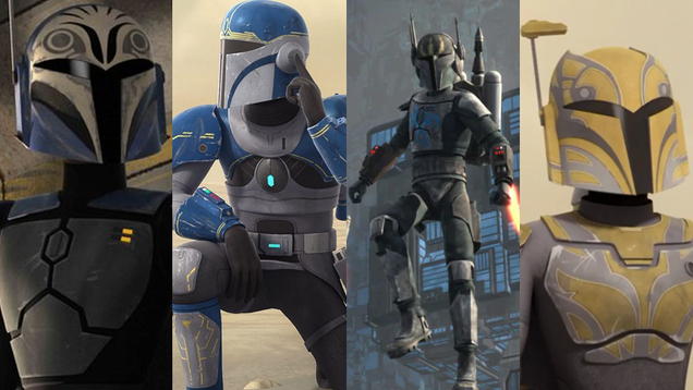 A Guide to the Mandalore Factions That Could Play a Role in The Mandalorian Season 2