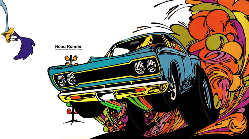 Illustration for article titled There's One American Carmaker That Seems To Like Cartoon Mascots More Than Any Other