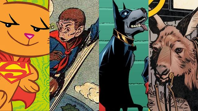 DC Super-Pets, Ranked