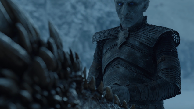 A Game of Thrones Script Has Seemingly Settled That Big Ice Dragon Debate
