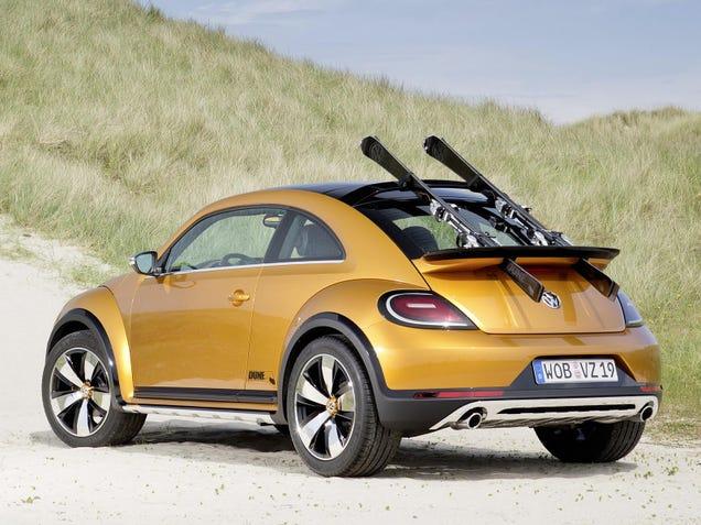Off-Road  VW Beetle D...