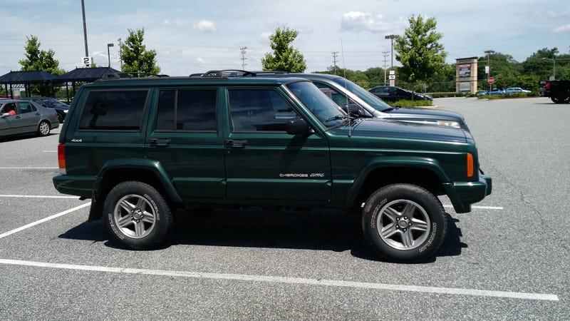 Jeep Cherokee Classic >> 2001 Jeep Cherokee Classic The Oppositelock Review