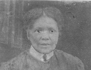 The author's great-great-grandmother Nancy ScottCourtesy of Farai Chideya