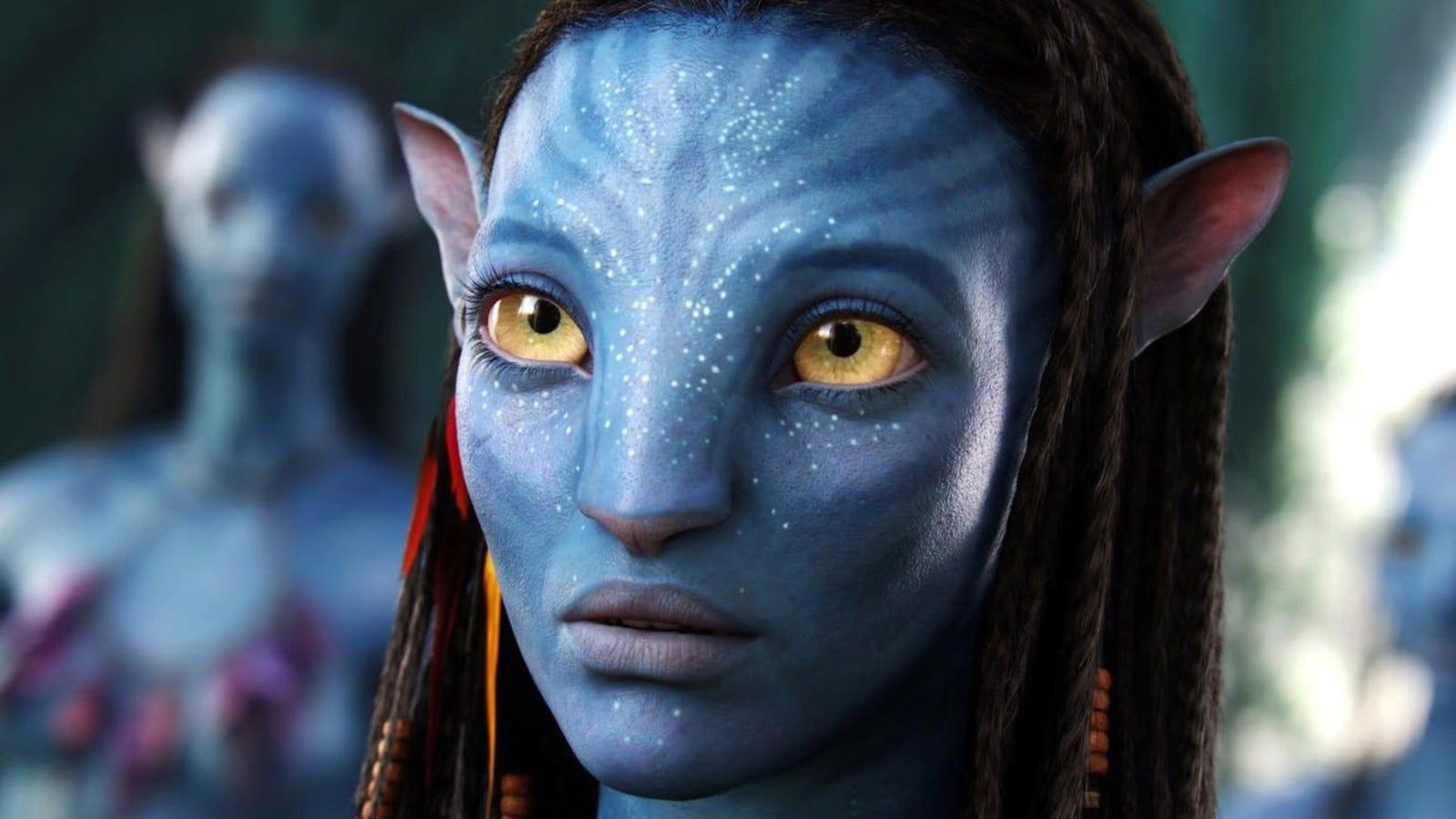 Zoe Saldana Has Already Finished Filming Avatar 2 and 3