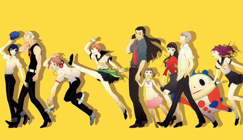 Illustration for article titled Persona! The Art Of Shigenori Soejima