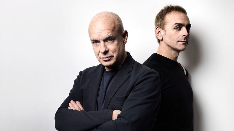 Eno•Hyde's new record lacks the inventiveness of either of its architects