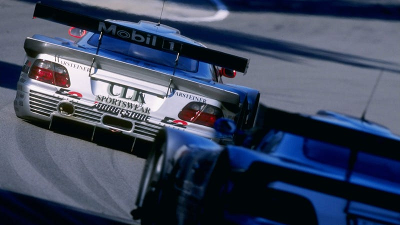 """The late FIA GT series, which ran """"homologation specials"""" that were basically just prototypes."""