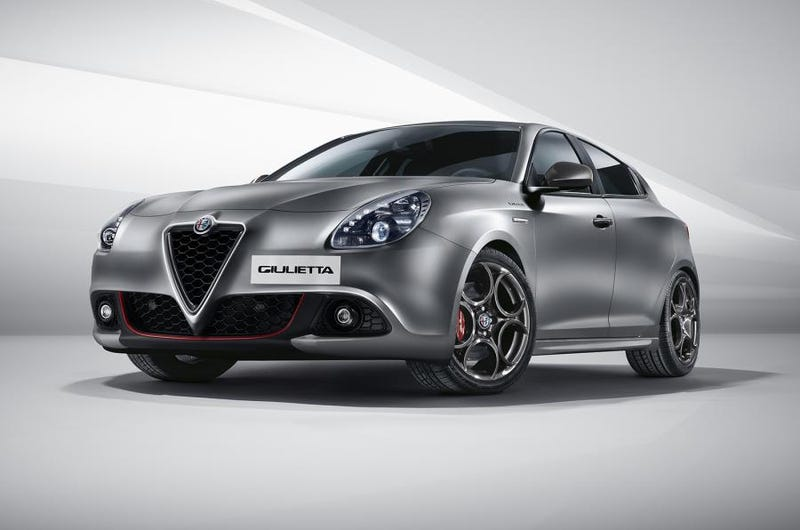 Illustration for article titled Alfa Romeo is dropping the Quadrifoglio Verde name from the Giulietta