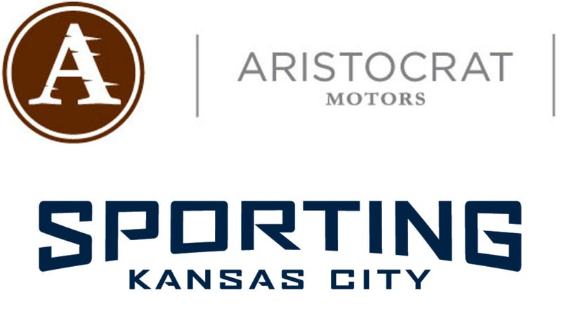 aristocrat motors finally sponsors sporting kc in symbolic