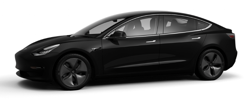 Illustration for article titled The only no-cost Tesla color option