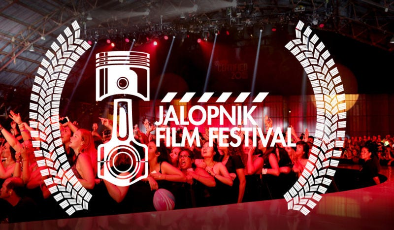 Illustration for article titled The Jalopnik Film Festival Is Today! Here's The Movie Schedule