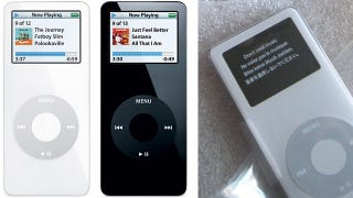 Illustration for article titled Apple's Recalled First Gen iPod Nanos Are Being Replaced With the Same Model
