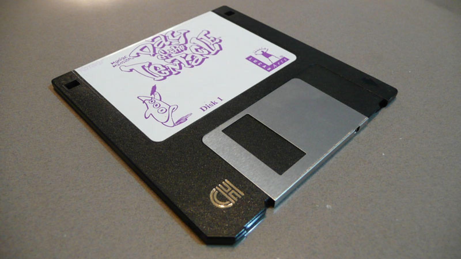 goodbye floppy disks. Black Bedroom Furniture Sets. Home Design Ideas